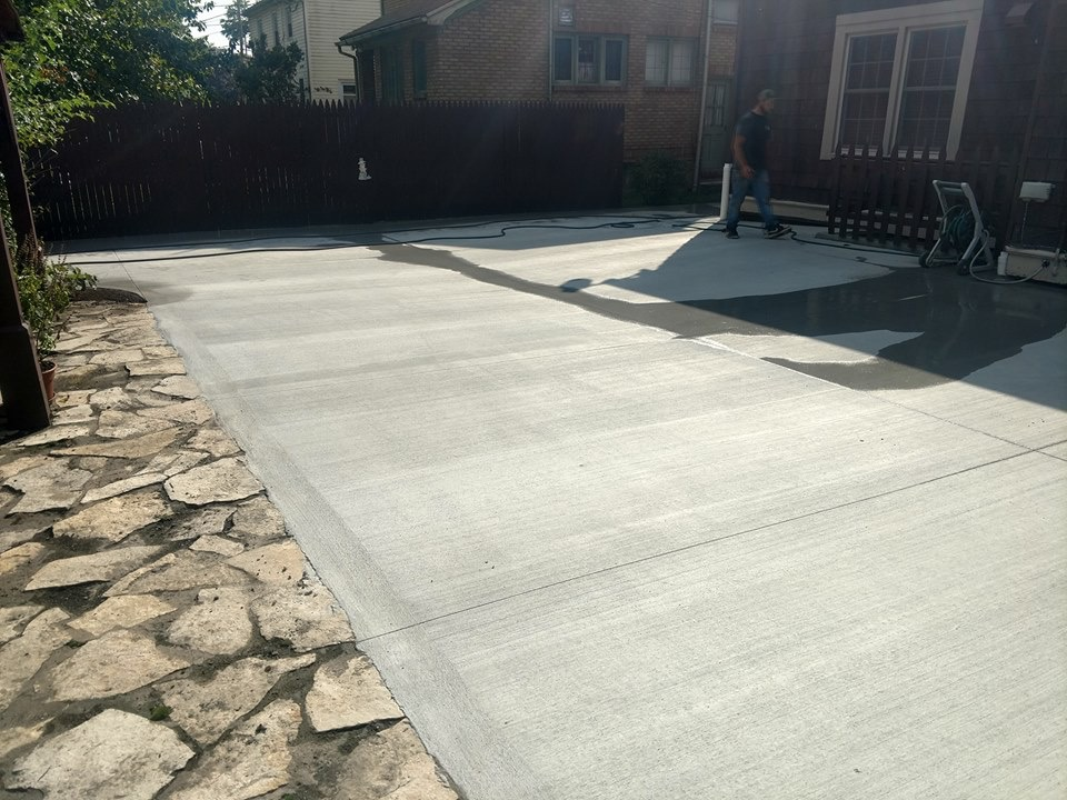 Samson Concrete Central Ohio paving