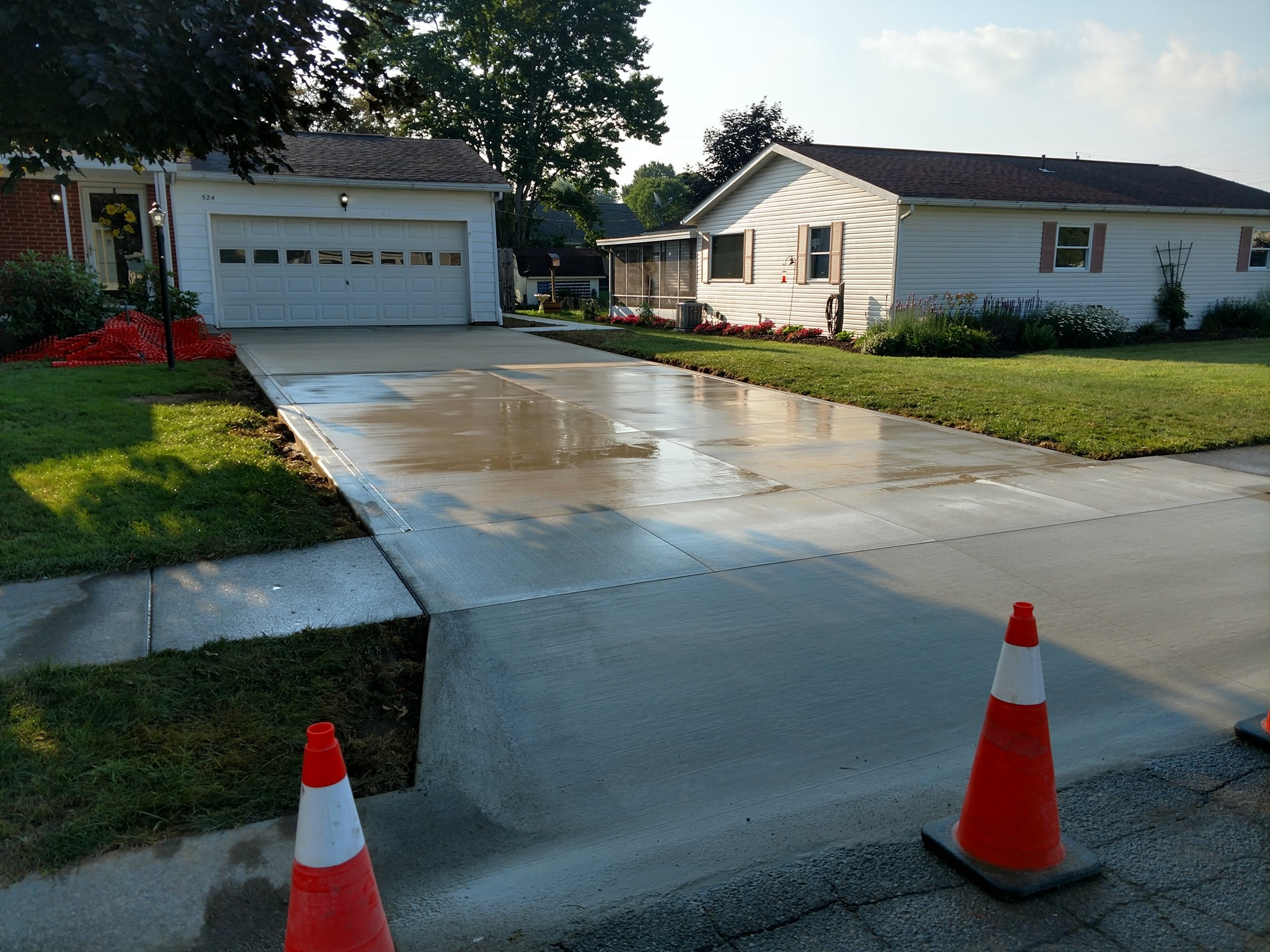 Samson Concrete Central Ohio Brick & Stone Paving