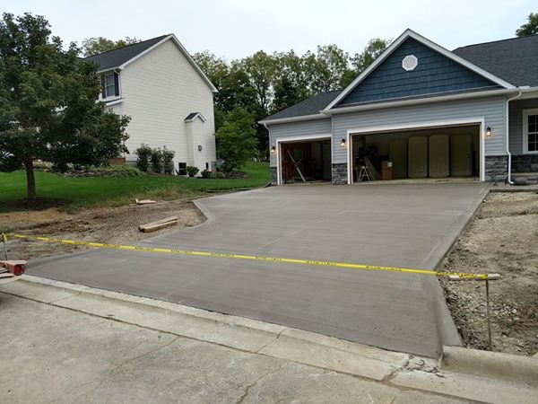 Samson Concrete Central Ohio Concrete Repair
