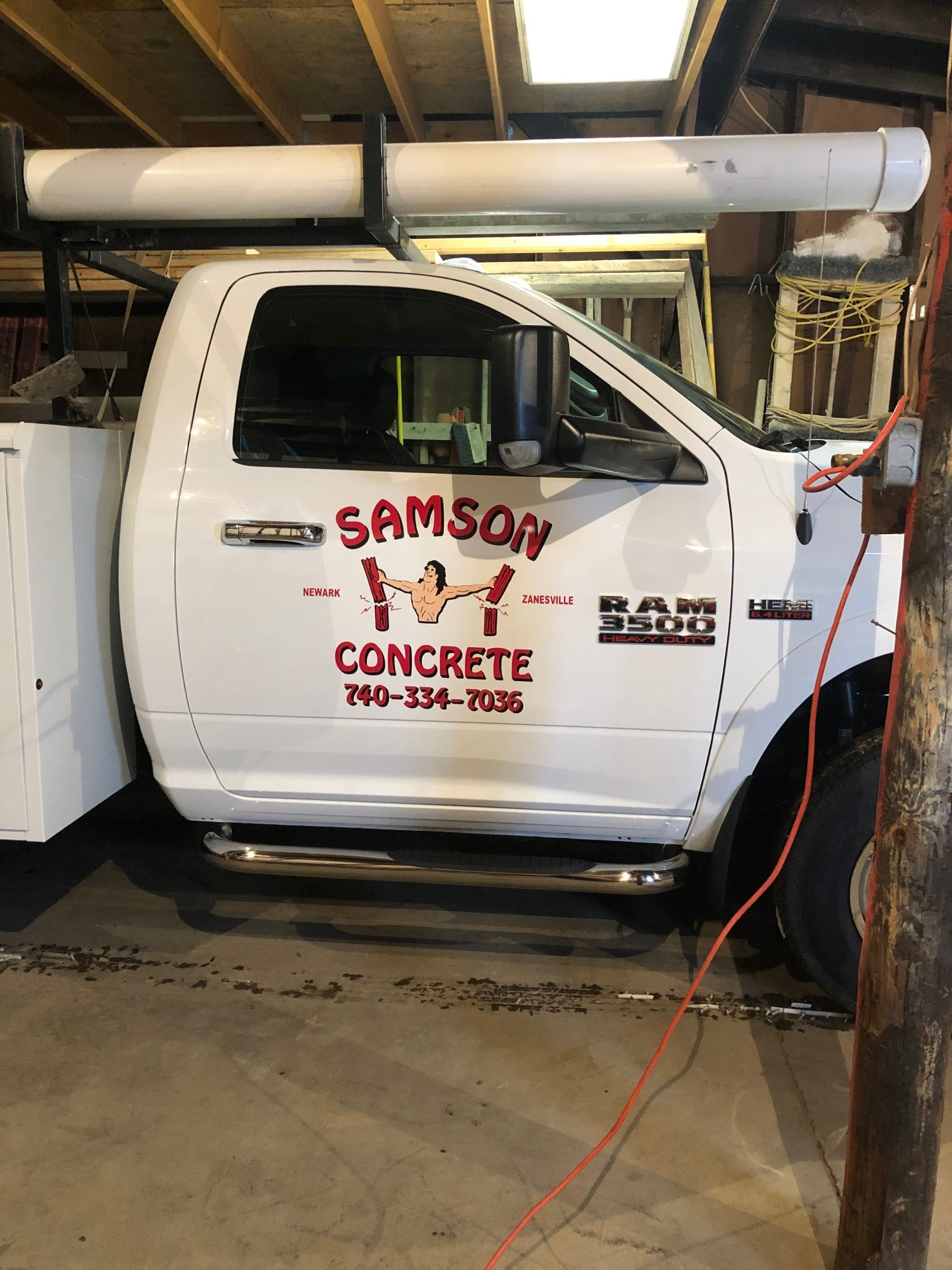 Samson Concrete Central Ohio Paver Installation