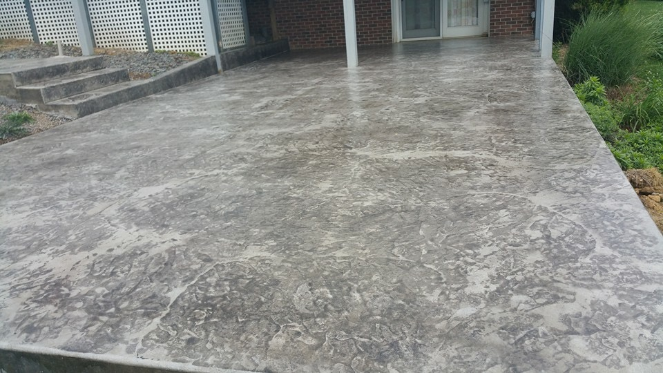 Samson Concrete Central Ohio Driveways