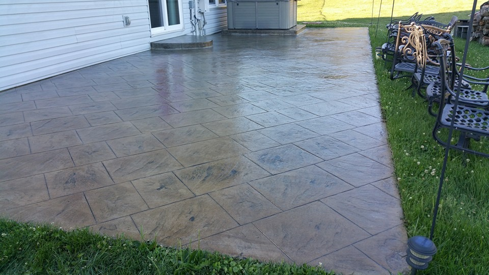 Samson Concrete Central Ohio Concrete Paving