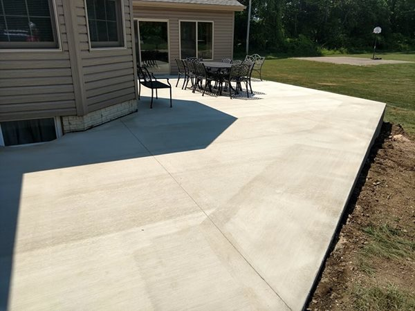 Samson Concrete Central Ohio Paving Services